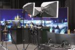 Studio 1, kde se natáčí například pořad COOL Esport, foto: Martin Petera