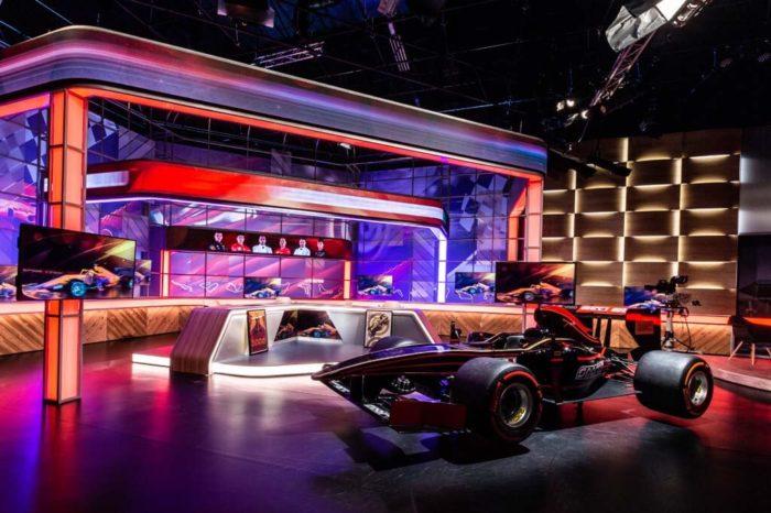 AMC zorganizovala otevření sezóny Formule 1 v Praga aréně