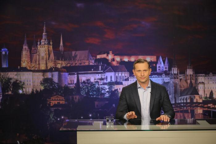 Jaromír Soukup si znovu posvítí na Českou televizi. Zřejmě se máme na co těšit