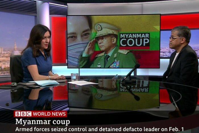 Oboustranná cenzura. Čína recipročně zablokovala vysílání BBC World News
