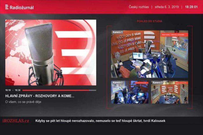 Český rozhlas spustil vysílání v DVB-T2 i s obrazem, bez internetu jej ale nenaladíte
