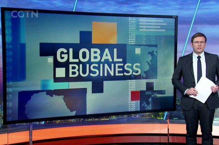 Čínská globální televize CGTN je zpět s francouzskou licencí