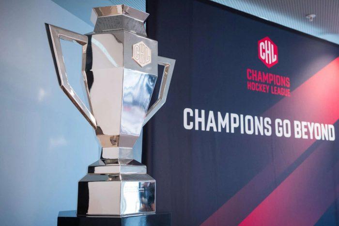 Startuje hokejová Liga mistrů, znovu exkluzivně na Sport1 a Sport2