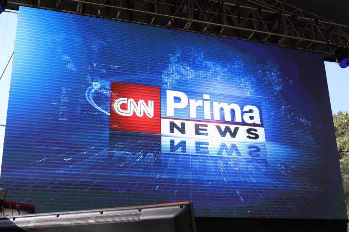 Prima ukázala logo nového kanálu CNN Prima News