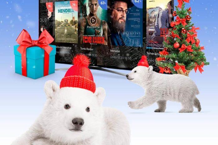 Operátor DIGI TV spustil vánoční kampaň, klientům nabízí tři druhy výhod