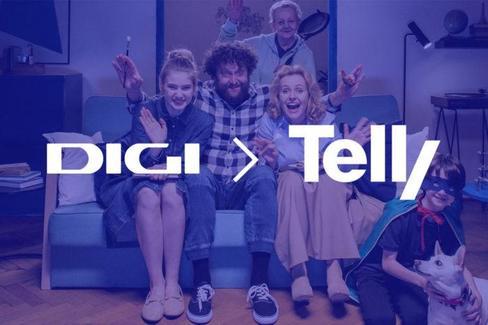DIGI TV se proměnila na Telly. Přináší nové balíčky a sjednocuje ceny satelitní a internetové televize