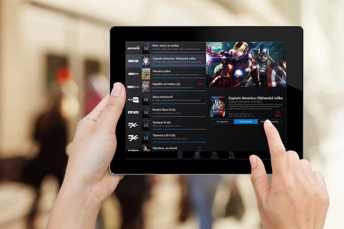 DIGI TV má novou aplikaci pro mobilní zařízení s Androidem