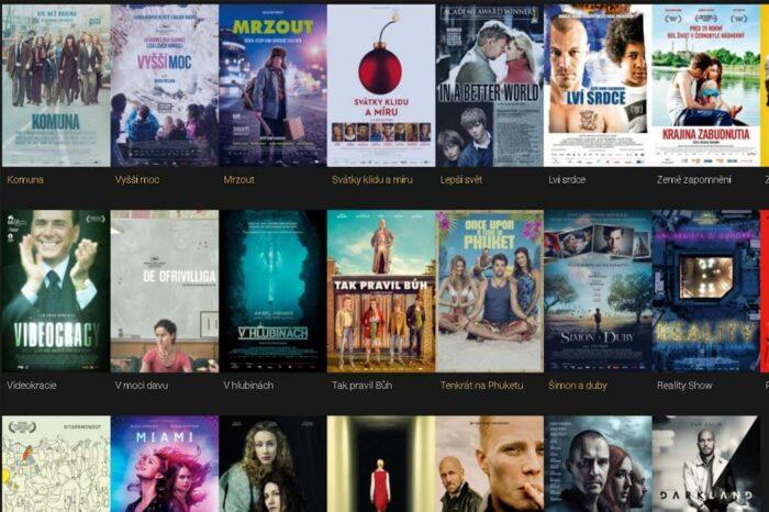 Služba SledovaniTV na týden zpřístupnila filmotéku Edisonline