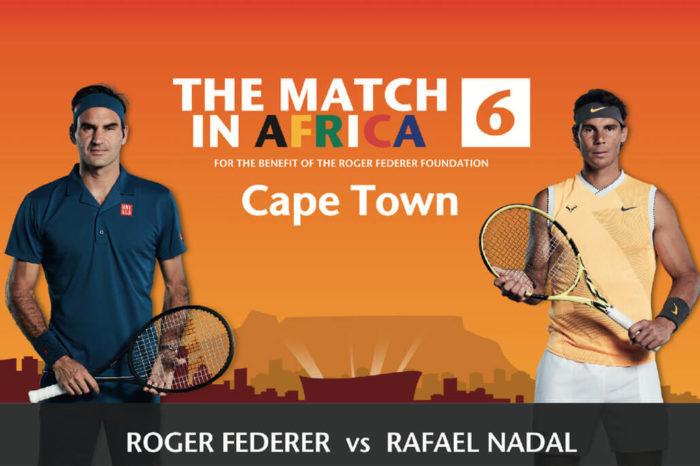 DIGI TV láká na tenisovou exhibici Federera a Nadala pomocí krátkodobých balíčků
