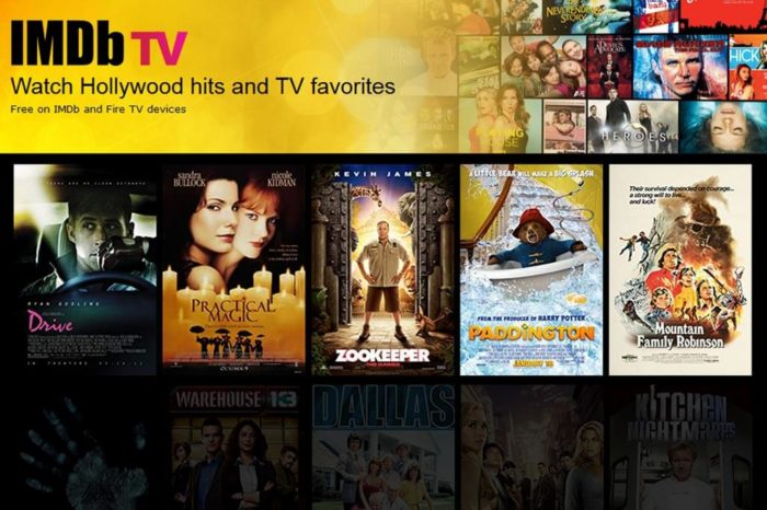Pluto TV dostane konkurenci. Neplacená videoslužba IMDb TV dorazí do Evropy