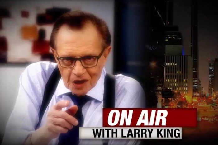 Larry King jako Horst Fuchs? Objevil se v pochybném teleshoppingu