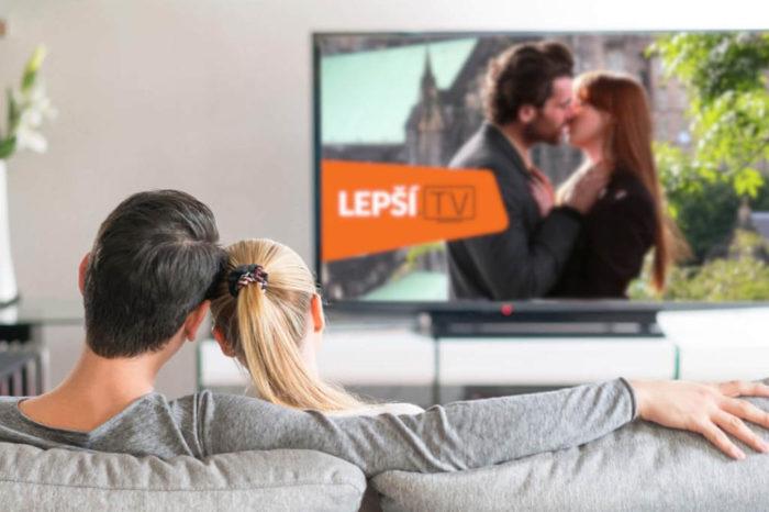Lepší TV zařazuje tři programy a mírná vylepšení diváckého zážitku
