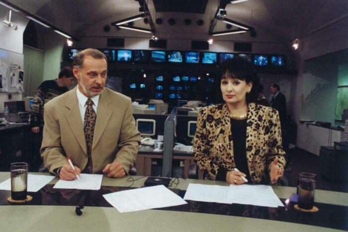 Zemřela někdejší moderátorka Televizních novin TV Nova Eva Jurinová