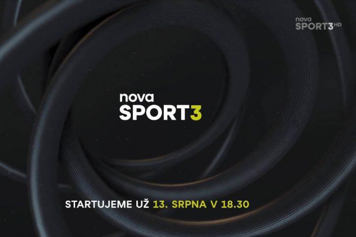 Start Nova Sport 3 a Nova Sport 4 proběhl bez fanfár