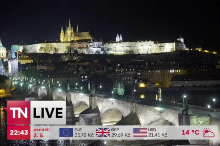 Televize Nova spustila formát TN LIVE, podívejte se na studio