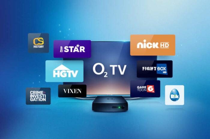 Operátor O2 TV zařadí 10 nových stanic, definitivně končí s portfoliem AMC