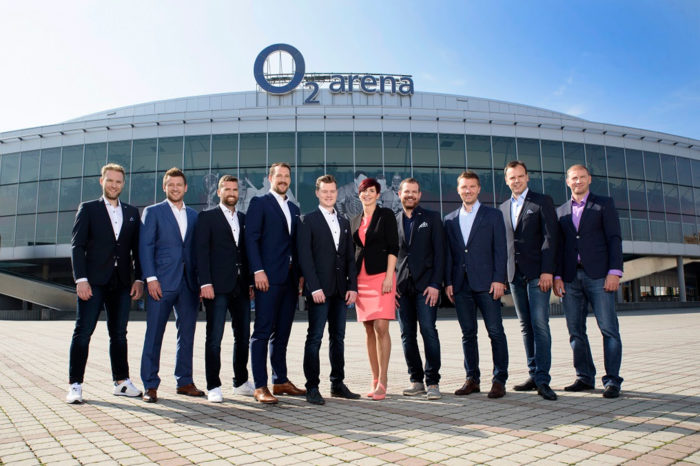 O2TV představila tým a vysílací plán pro hokejové přenosy z Tipsport extraligy