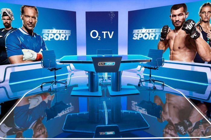Stanice O2 TV Sport představuje nové studio, využije 3D grafiku