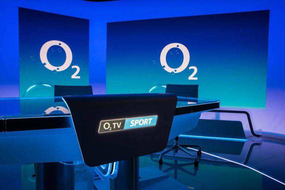 Podívejte se na nové studio televize O2 TV Sport