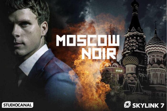 Program Skylink 7 uvedl českou televizní premiéru seriálu Moscow Noir