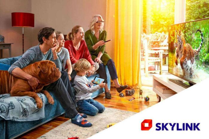 Skylink vrátil značku Comedy Central na trh ve své videotéce Skylink Live TV