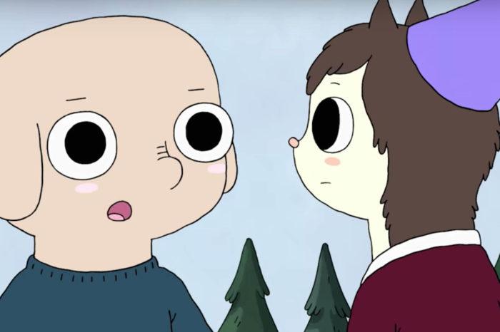 Dětský seriál Summer Camp Island přináší nevšední styl animace, říká autorka Julia Pott