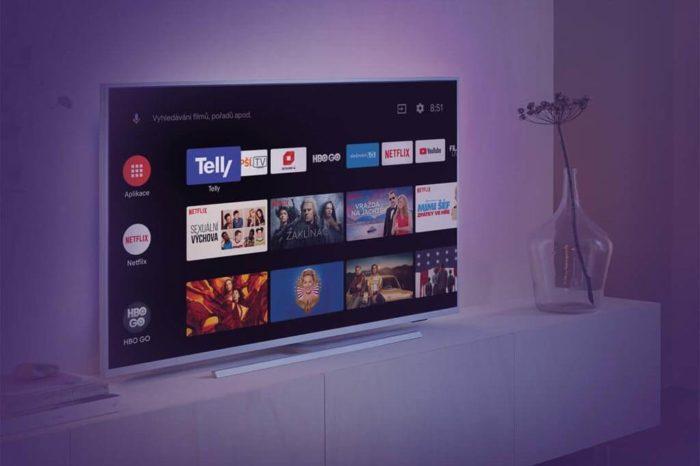 Televizní služba Telly otevřela online zákaznickou zónu