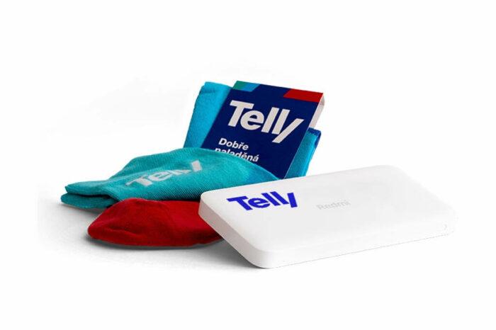 Televizní služba Telly spouští jarní kampaň, přináší novinku Telly klub