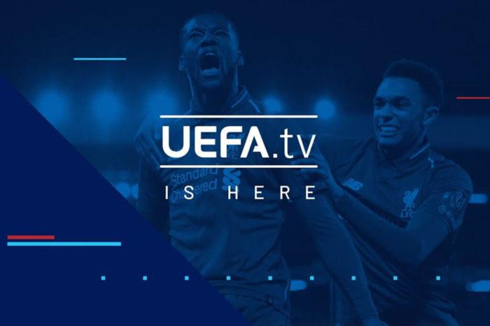 Evropská fotbalová asociace UEFA spustila vlastní streamingovou platformu